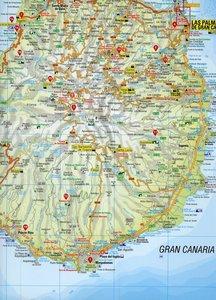 EASY MAP Gran Canaria 1:170.000