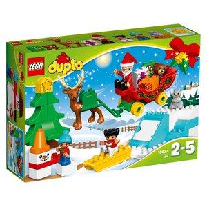 Duplo Winterspaß m. d. Weihnachtsmann, A