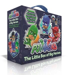 The Little Box of Big Heroes: Pj Masks Save the Library; Hero Sc