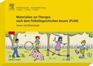 Materialien zur Therapie nach dem Patholinguistischen Ansatz (PL