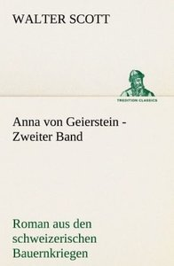Anna von Geierstein - Zweiter Band