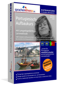 Portugiesisch-Aufbaukurs, PC CD-ROM mit MP3-Audio-CD