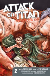 Aot: Before The Fall 2