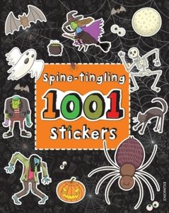 Generic: 1001 Spine Tingling Sticker Book