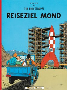 Tim & Struppi 15 Mini: Reiseziel Mond