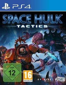 Space Hulk, Tactics, 1 PS4-Blu-ray Disc