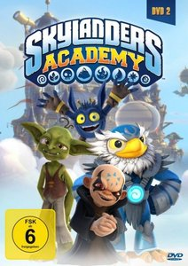 Skylanders Academy Staffel 1 - DVD 2