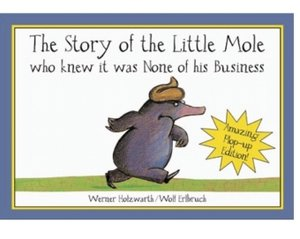 Story of Little Mole Plop Up Edition