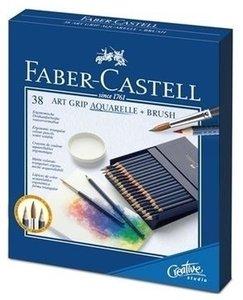 Aquarellstift ART GRIP AQUARELLE 38er Atelierbox