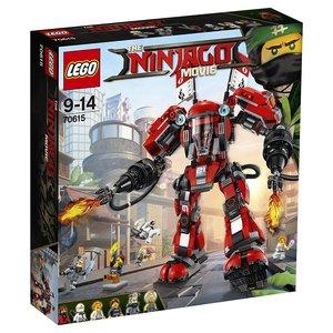 LEGO® NINJAGO 70615 - Kais Feuer-Mech