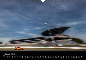 EMOTIONS ON THE GRID - WEC Nürburgring (Wandkalender 2019 DIN A3
