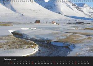 Island und die Färöer (Wandkalender 2019 DIN A3 quer)