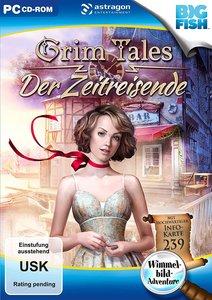 Grim Tales, Der Zeitreisende, 1 CD-ROM