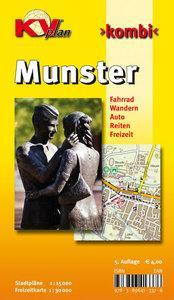 Munster 1 : 15 000