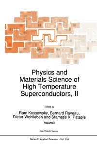 Physics and Materials Science of High Temperature Superconductor