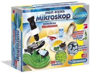 Clementoni Galileo Mein erstes Mikroskop