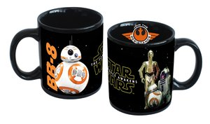 Star Wars Keramiktasse Droiden