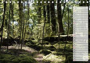 Kia ora, Aotearoa - Wunderbares Neuseeland (Tischkalender 2019 D