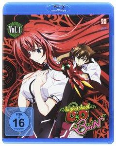 Highschool DXD BorN. Vol.1, 1 Blu-ray mit Sammelschuber [Limited