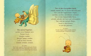 Die Baby Hummel Bommel - Erste Reime