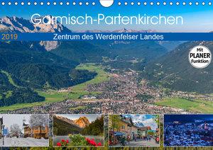 Garmisch-Partenkirchen - Zentrum des Werdenfelser Landes