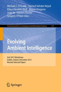Evolving Ambient Intelligence