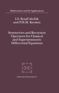 Symmetries and Recursion Operators for Classical and Supersymmet