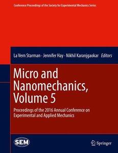 Micro and Nanomechanics