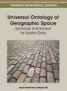 Universal Ontology of Geographic Space: Semantic Enrichment for