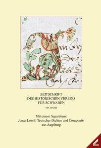Zeitschrift des Historischen Vereins für Schwaben