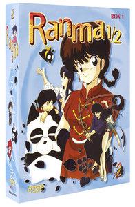 Ranma 1/2 Box, Folgen 1-27. Vol.1, 5 DVDs