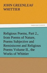 Religious Poems, Part 2., from Poems of Nature, Poems Subjective
