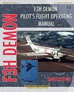 F3H Demon Pilot's Flight Operating Instructions