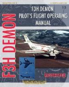 F3H Demon Pilot's Flight Operating Instructions