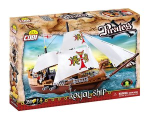 COBI Pirates 6018 - Königliches Schiff Royal