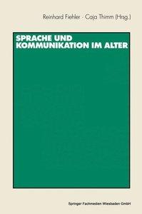 Sprache und Kommunikation im Alter