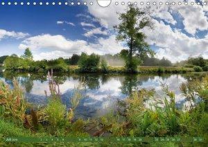 Landschaften im Altmühltal (Wandkalender 2018 DIN A4 quer)