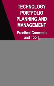 Technology Portfolio Planning and Management