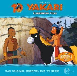 (34)Original Hörspiel z.TV-Serie-Fliegender Fuß