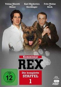 Kommissar Rex-Die komplette 1.St