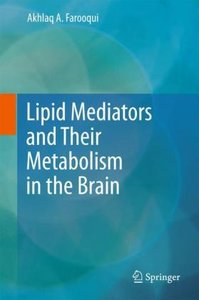 Lipid Mediators and Their Metabolism in the Brain