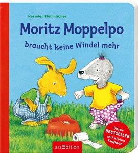 Moritz Moppelpo braucht keine Windel mehr
