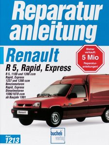 Renault R 5, Rapid, Express ab Baujahr 1991