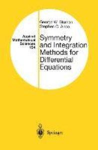 Symmetry and Integration Methods for Differential Equations