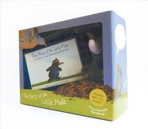 Little Mole Box Set. Book + Toy