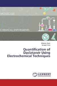 Quantification of Daclatasvir Using Electrochemical Techniques