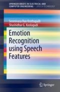 Emotion Recognition using Speech Features