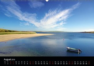 Von Cornwall nach Schottland (Wandkalender 2019 DIN A2 quer)