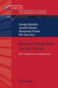 Modern Sliding Mode Control Theory