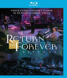 Returns: Live At Montreux 2008 (Bluray)